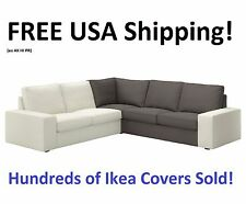 IKEA KIVIK Corner Section (Sectional) Cover Slipcover TULLINGE GRAY-BROWN Sealed