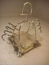 Silver Plate Toast Rack , ref 1788