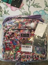 Tokidoki Roma Crossbody messenger bag handbag-5297