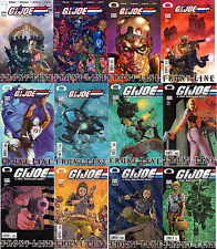 NM- IMAGE COMICS #11 #12 #13 #14 #15 GI JOE FRONT LINE LOT OF 5