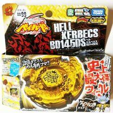 Takara Tomy Hell Kerbecs Beyblade BD145DS BB99 Hades metal - Starter Set