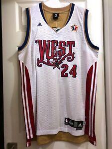Kobe Bryant 2008 All Star Game Swingman Jersey Size XL Mens