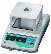 A&D GF-200N Precision Lab Balance, Compact Scale 210g  X 0.001g  NTEP