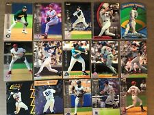 15 Baseball Cards 2000 Topps HD Card Lot &  Ballpark Figures  Ken Griffey Jr.