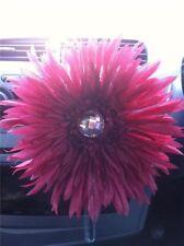 VW Beetle Borgoña Araña Gerbera con Gema Dash Board Bud Vase Flor Universal
