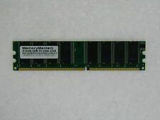 512MB DDR RAM HP BUSINESS DESKTOP D290 D330 D280 DC7100