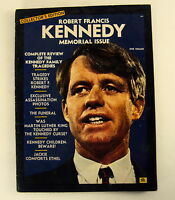 Robert Francis Kennedy Memorial Issue ~ Collector's Edition ~ Published 1968