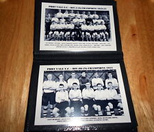 PORT VALE FOOTBALL CLUB Photo Album (1950's)