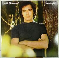 "12"" 33 RPM STEREO LP - COLUMBIA TC-38359 - NEIL DIAMOND - HEARTLIGHT (1982)"