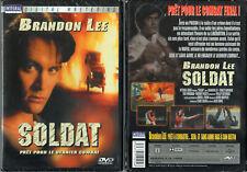 DVD - SOLDAT - Brandon Lee,Ernest Borgnine,Beau Davis - NEUF