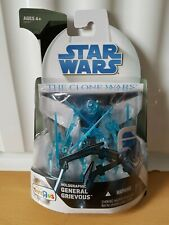 Star Wars The Clone Wars Holographic General Grievous Action Figure TOYS R US