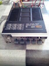 Vintage car Philips HI-FI 120 Graphic Equalizer
