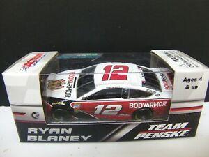 Ryan Blaney 2018 BodyArmor #12 Penske Fusion 1/64 NASCAR Monster Energy Cup