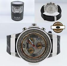 Joe Rodeo Panther JPT5 Chronograph Illusion 1.50Ct Men's Diamond Watch