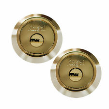 Angal High Security Double Deadbolt Lock bump/pick/drill proof.