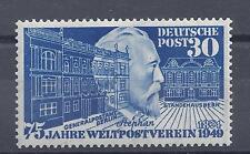 """BRD MER. n. 116 ** Schlegel esaminato! assolutamente post freschi! """"Heinrich von Stephan"""""""
