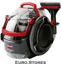 BISSELL 1558N Spotclean Professional Wet /Dry Vacuum,Black/Red