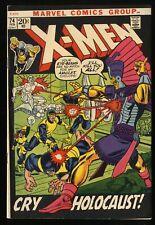 X-Men #74 FN- 5.5 Marvel Comics