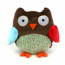 Owl Plush Toy Skip Hop Treetop Friends Cuddly Baby Kids Bedtime Soft Comforter
