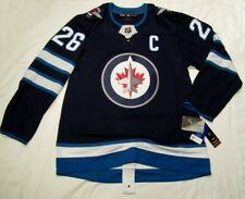 BLAKE WHEELER size 56 = size XXL - Winnipeg Jets home ADIDAS NHL Hockey Jersey