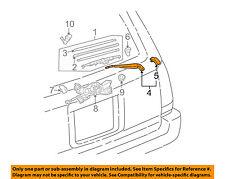 TOYOTA OEM 96-02 4Runner Wiper-Rear Window Arm 8524135020