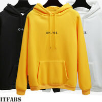 Women's Hoodie Sweatshirt Long Sleeve Sweater Blouse Jumper Pullover Tops Coat