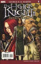 HEDGE KNIGHT II: SWORN SWORD #5 NM 1ST PRINT