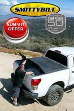 Smittybilt Tri-Fold Tonneau Smart Covers for 2004-2008 Ford F-150 Super Crew Cab