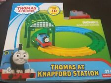 Thomas & Friends 2016 Thomas at Knapford Station Over 10 pcs New