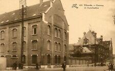 Belgium Vilvorde Vilvoorde - Caserne old sepia postcard