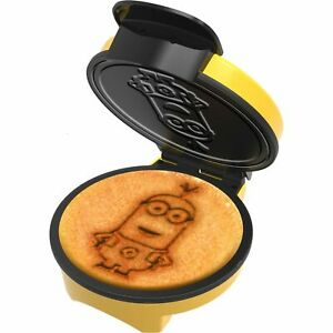 Minions Kevin Waffle Maker- Iconic Minion on Your Waffles