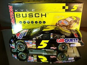 Kyle Busch #5 Carquest 2006 Chevrolet Monte Carlo 1:24 Action 2,508
