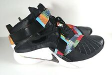 Nike Lebron Soldier IX 9 BHM Black History Month Shoes Size 16.5 (834453-991)