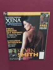Xena Warrior Princess Official Magazine Featuring Hercules  #21 B 2001