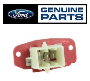 For Ford E-150 E-250 E-350 F-250 F-350 F-350 Front Blower Motor Resistor Genuine