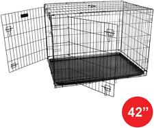 """Pet Vida Pet Cage Carrier  42"""""""