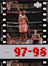 7a3736efaf7213 1998 UPPER DECK JORDAN LIVING LEGEND MJ TIMEFRAME CARD  117 BASKETBALL CARD
