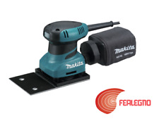 LIJADORA ORBITAL CON BOLSA DE 200W IDEAL PARA PERSIANAS ART.BO4566 MAKITA