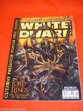 June White Dwarf Game & Puzzle Magazines