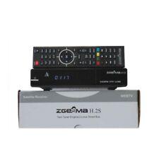 Original ZGEMMA H.2S 2018 DUAL CORE SATELLITE RECEIVER DVB-S2 FTA