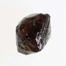 Octahedron Shape Dark Brown Color 2.25 Carat SI3 Clarity Natural Rough Diamond