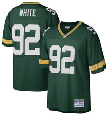 Reggie White Green Bay Packers Small Mitchell & Ness Legacy Jersey 1996