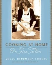 Cooking at Home on Rue Tatin-ExLibrary