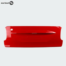 Heckklappenpanell cabriolet rouge Phad Red Smart 450