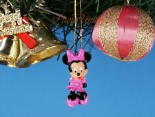 Decoration Xmas Ornament Home Party Tree Decor Disney Minnie Mouse Toy Model