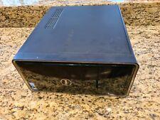 Dell Inspiron 580 Desktop computer Intel i3-550 3.20GHz 4GB 500GB Windows 7 Pro