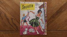Revue Hebdomadaire Vintage « La Semaine De Suzette – N°25 – 16 Mai 1957 » BE.
