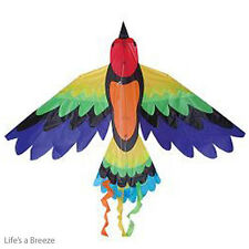 Bird Kite. Rainbow Colourful Bird Kite. Single Line Easy To Fly. Children's Kite
