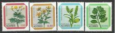 Portugal 1981 - Azores Flowers set MNH