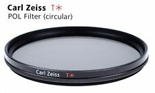 Zeiss T* Polfilter POL Filter Polarisationsfilter circular 58mm 58 mm
